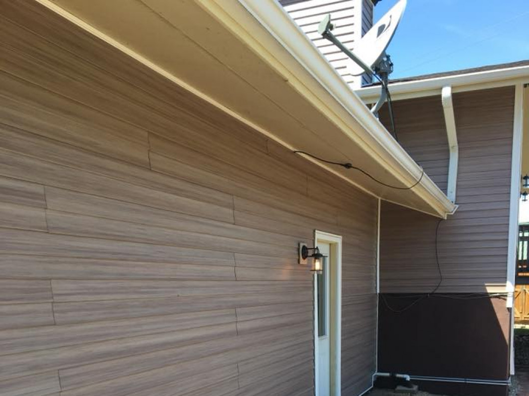 vinyl siding installation Streator and Ottawa, IL